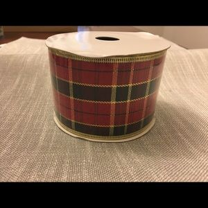 Other - Christmas ribbon 10 yards